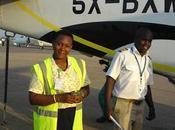 """Eyes Turned Upward"" Aerial Photos South Western Uganda"
