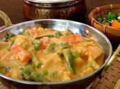 Restaurant Style Vegetable Makhanwala Mixed Vegetables Tomato Cream Sauce