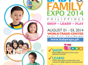 Shop, Learn Play Baby Family Expo August 2014