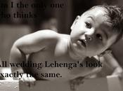 Forget Husband, SAVE LEHENGA!