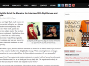 Disinformation Disinfo Interview with Myself Friend Gigi