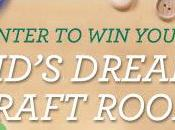 Celebrate National Crafting Month with Kiwi Crate Dream Craft Room!