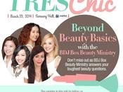 Join Beauty Social: Tres Chic!