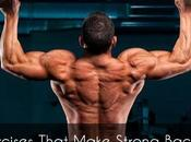 Best Exercises That Make Strong Back Muscles