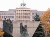 Architecture Presov, Eastern Slovakia