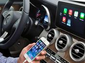 Entertainment Infotainment with CarPlay Apple
