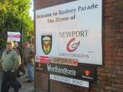 Matchday Rodney Parade