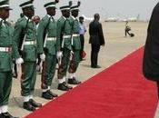 Hollande's Recent Trip Nigeria