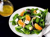 Spinach Clementine Salad