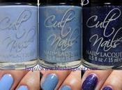 Cult Nails CASUAL ELEGANCE Nail Polish Collection Swatches Review
