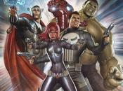 Avengers Confidential Black Widow Punisher Anime Review
