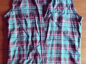 DIY: Sleeveless Flannel