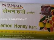 Patanjali Lemon Honey Kanti Body Cleanser Review