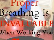Proper Breathing Invaluable When Working Your Core.