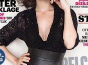 Belcim Bilgin Esquire Magazine, Turkey, April 2014