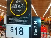 Walmart Spring Shopping Challenge #GeorgeKids