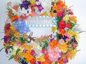 WREATH LISTED SHOP!!! Welcome Garden Wre...