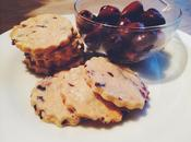 Wilder Recipes: Kalamata Olive Shortbread Cookies