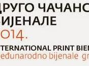 Print Biennial Cacak, Serbia 2012 (and This Year 2014)