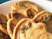 Herb-Cheese Palmiers Spring Easy 1..2..3 Recipe