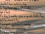 What Have Learned from 100+ Days Yoga