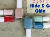 ESSIE Hide Chic Spring 2014 Collection Swatches Review
