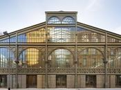 Carreau Temple: Parisian Poetry Glass Steel