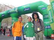 MILO: Filipino Flag Flies High 2014 Paris Marathon