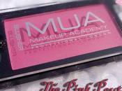 Makeup Academy Blush- Marshmallow