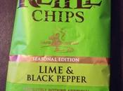 Today's Review: Kettle Chips Lime Black Pepper