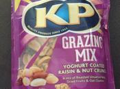 Today's Review: Grazing Mix: Yoghurt Coated Raisin Crunch