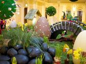 Enchanted Chocolate Wonderland Easter Waldorf Astoria, Khaimah