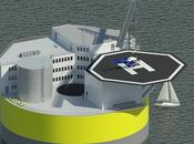 Proposes Tsunami-Proof Floating Nuclear Plants
