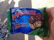 Today's Review: Maxibon Brownie