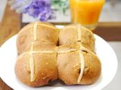 Sourdough Cross Buns