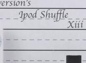 Ipod Shuffle XIII
