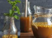 Pineapple Jeera (sweet Sour Cumin Water)