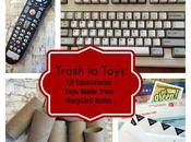 Trash Toys: Recycled Educational Toys