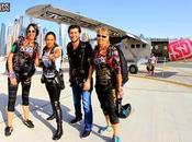 Fast Furious Star Michelle Rodriguez Goes Skydiving Dubai