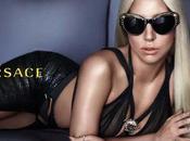 Lady Gaga Versace Eyewear Spring 2014