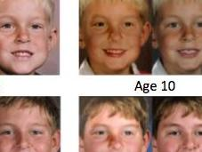 Predict What Your Children Will Look Like Adults with This Progression Software