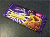 REVIEW! Cadbury Dairy Milk Marvellous Creations Banana Caramel Crisp