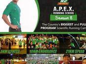 Running Green Mile MILO APEX School Season, Launches Online Training Program.
