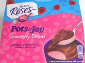 Cadbury Roses Pots Strawberry Dream Blogaversary!