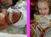 Happy Birthday Millie