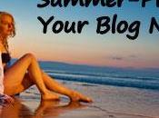 Your Blog Summer-Proof Does Traffic Tend Drop?