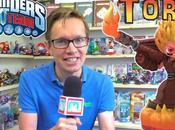Skylanders Trap Team Character Revealed: Torch!