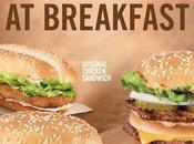 Burger King Uses Restaurant Chain Tell Giant Letterman/Kimmel-esque Joke About American Breakfasts.