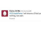 Twitter: Optimised Abuse