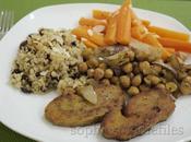 Vegan Morrocan Inspired Dinner!